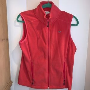 Vineyard Vines Women's Fleece Vest